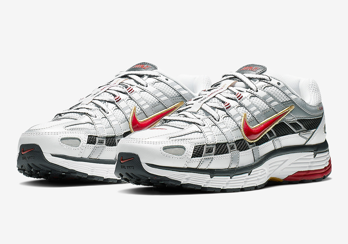 best cheap 20abb ecc66 ... of colorways to arrive on Nike.com over the coming months, with the  black pair arriving May 20th, and the white silver red sure to appear soon  after.