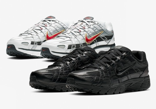 Nike P-6000 CNPT Revives The Early 2000s Running Shoe Aesthetic