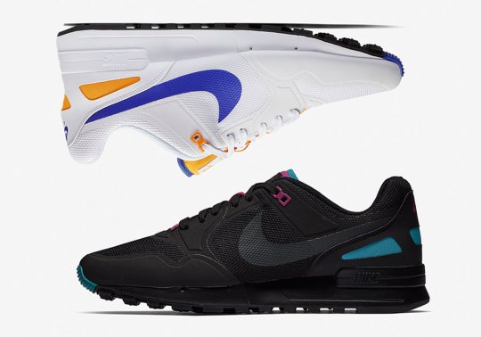 The Nike Pegasus 89 Returns With A Modern Construction