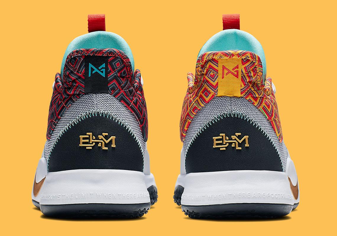Nike PG 3 Black History Month BQ6242
