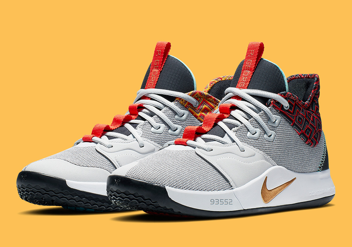 pretty nice 09824 28be8 Where To Buy The Nike PG3 BHM