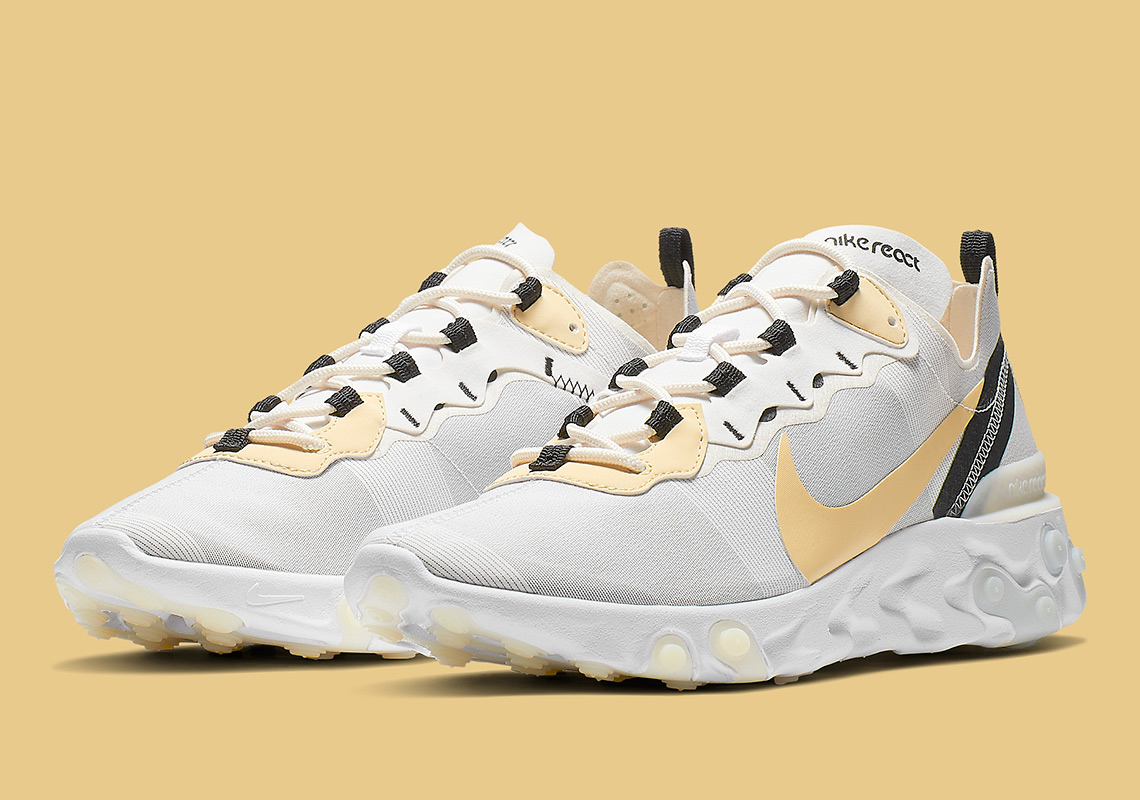 Nike React Element 55 Emerges In New Colorway