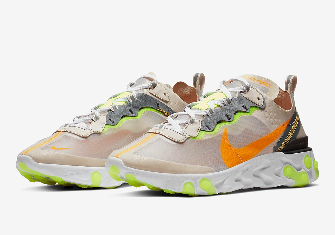 7b9a68a9187 Nike React Element 87 AQ1090-101 Store List