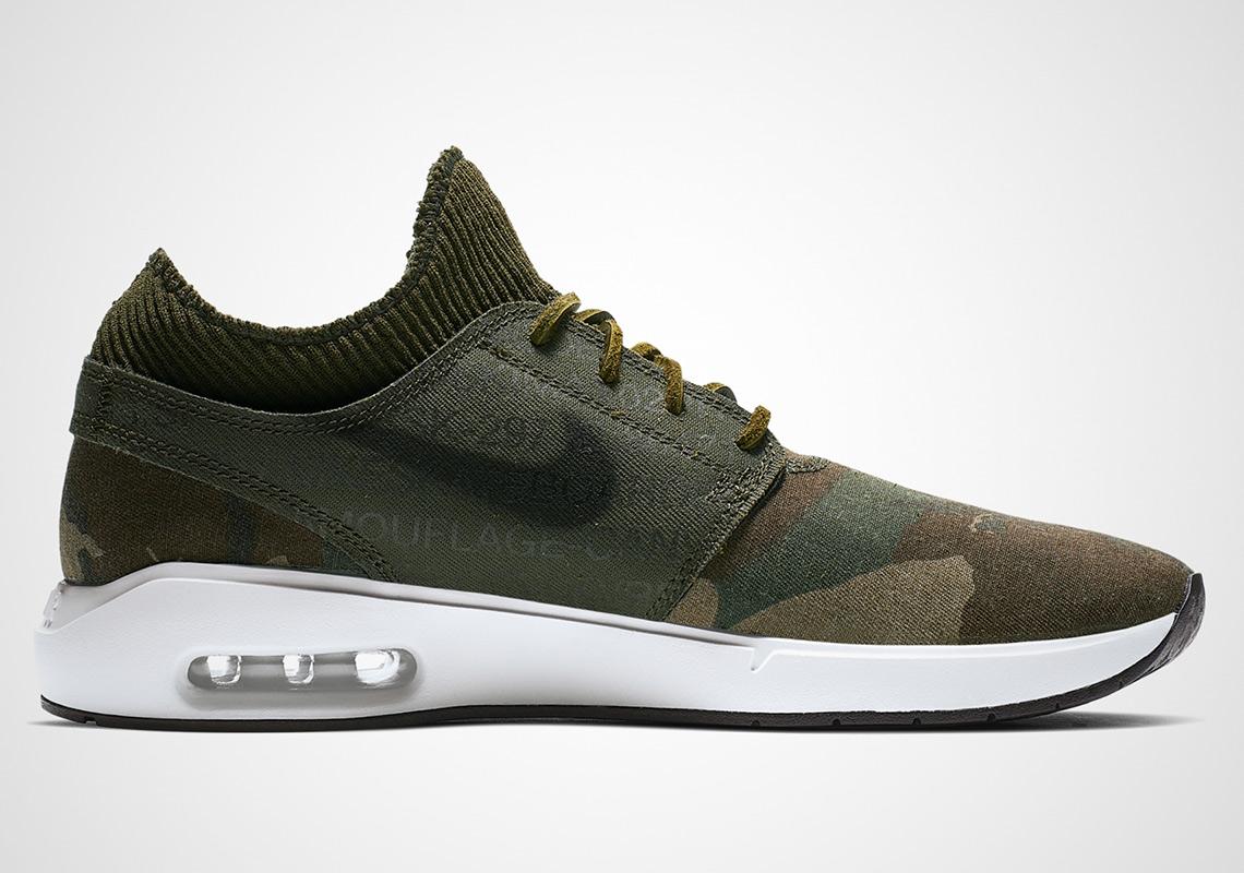 f84a1a56717f8 Nike SB Air Max Janoski 2 AT5878-203 Release Info | SneakerNews.com