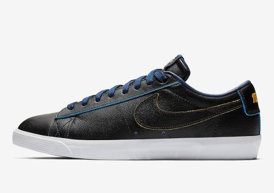 The NBA x Nike SB Blazer Releases On January 21st