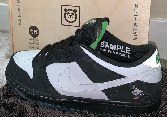 "How To Buy The Nike SB Dunk Low ""Panda Pigeon"""
