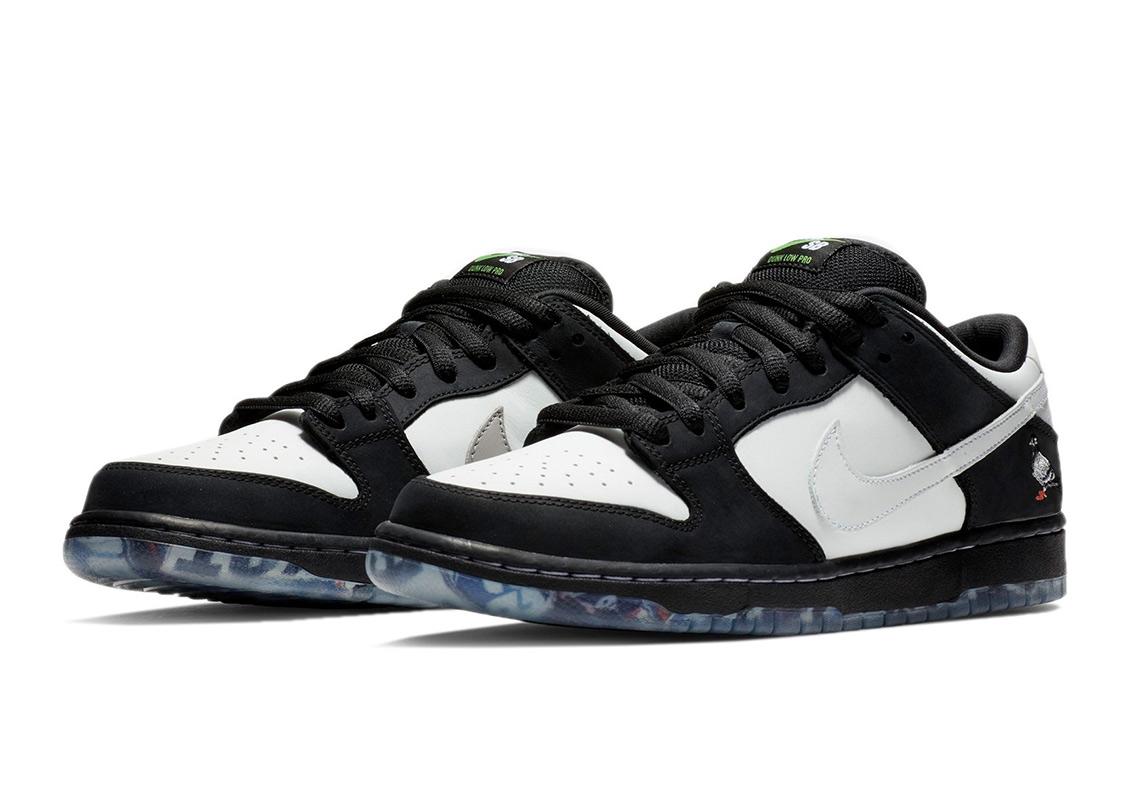 Inyección conductor Elevado  Nike SB Dunk Panda Pigeon Wooden Box Release   SneakerNews.com