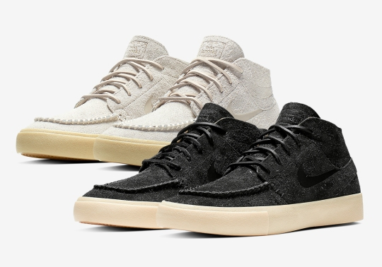 Nike SB's Janoski Model, Over Ten Years Strong, Gets A New Mid Crafted Silhouette