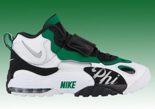 The Nike Speed Turf Max Honors The Philadelphia Eagles