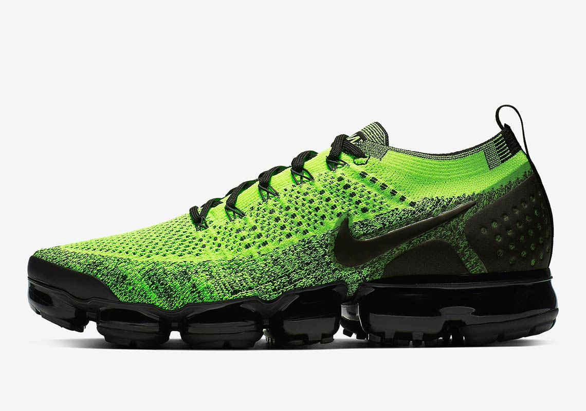 check out 59308 17f00 Nike Vapormax 2.0 Neon Green Release Date | SneakerNews.com