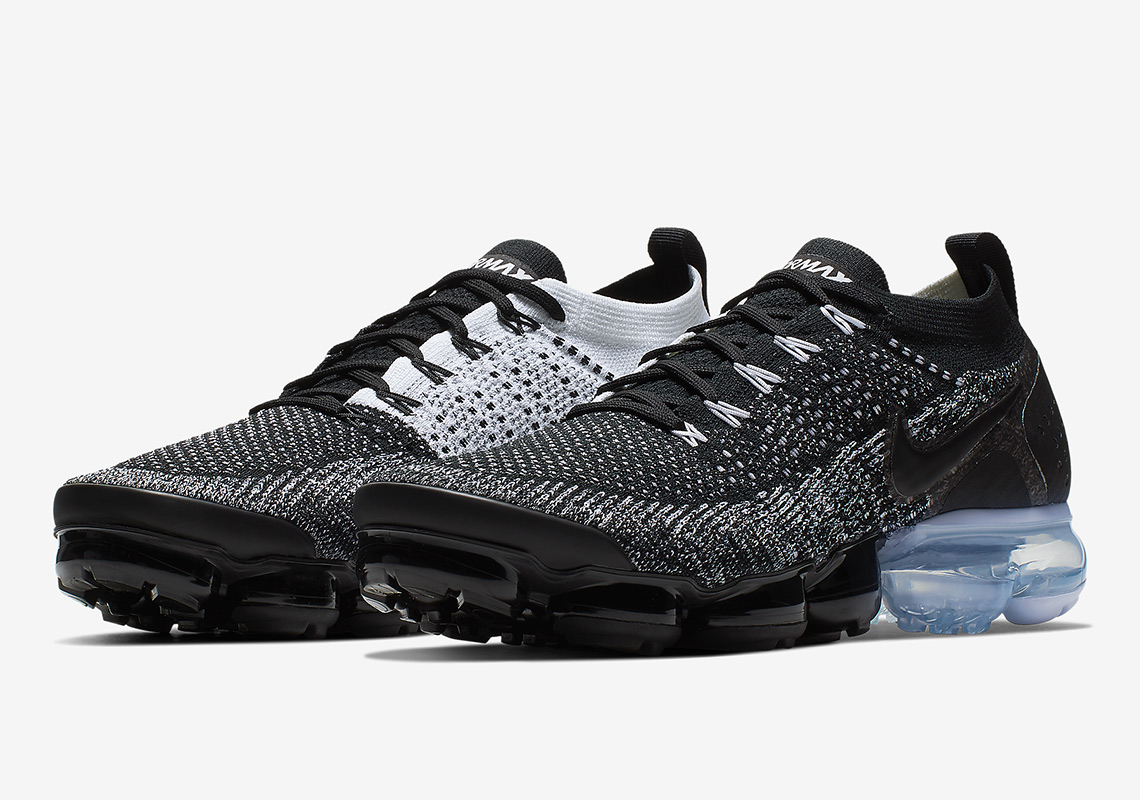 "42cae5daa2c4c The Nike Vapormax Flyknit 2 Channels The ""Orca"" Colorway"