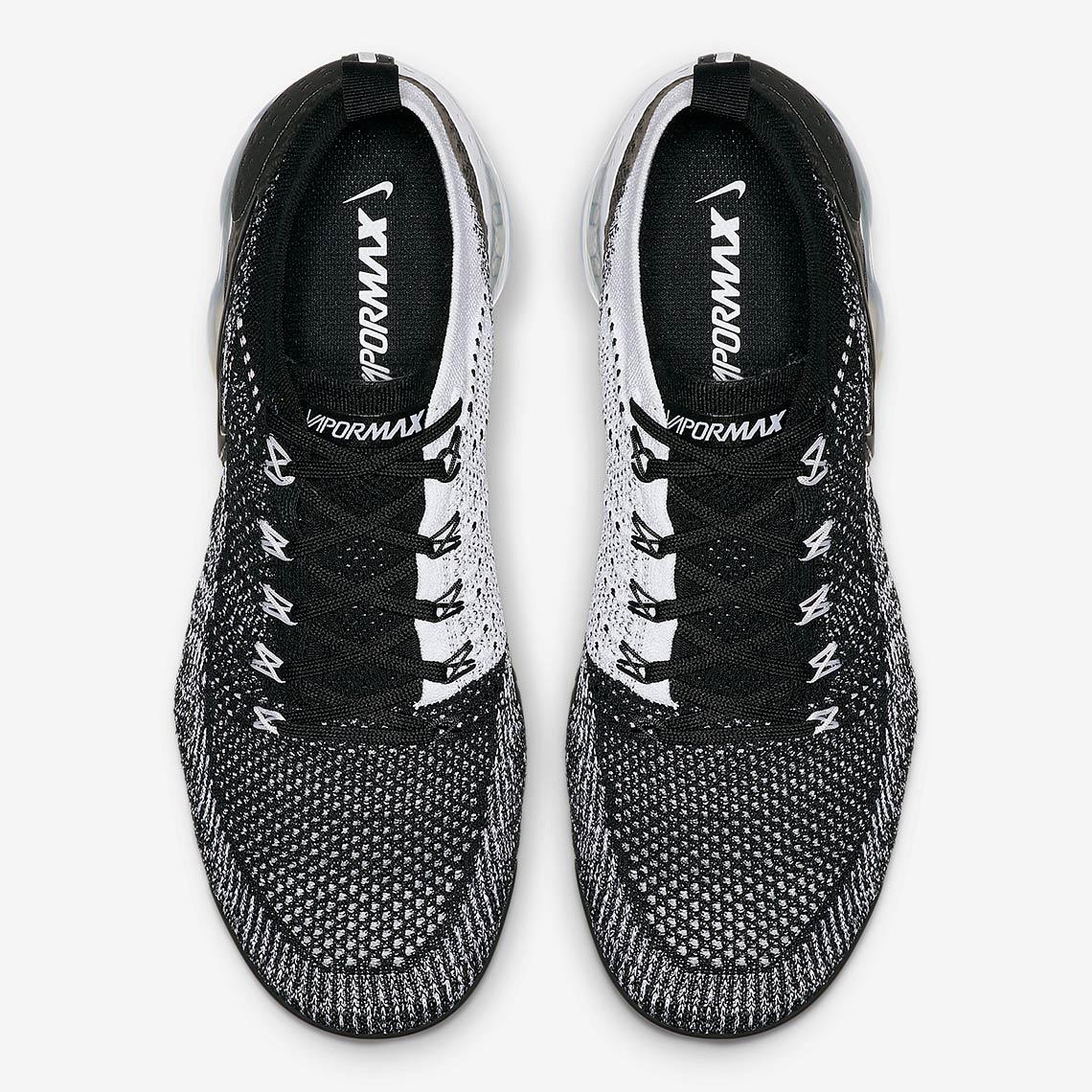 93bec6502241b Nike Vapormax 2 Orca Black + White 942842-016