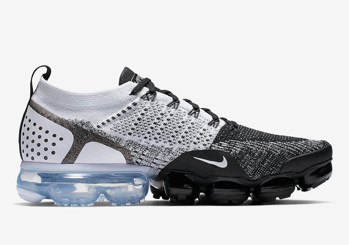 new product 054f3 57ca9 Nike Vapormax 2 Orca Black + White 942842-016 | SneakerNews.com
