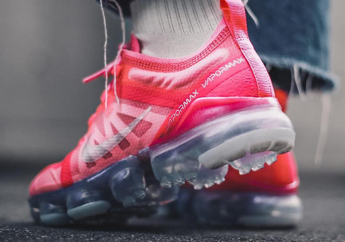 3332b3a2d4622 Nike Vapormax 2019 AR6632-600 Release Info