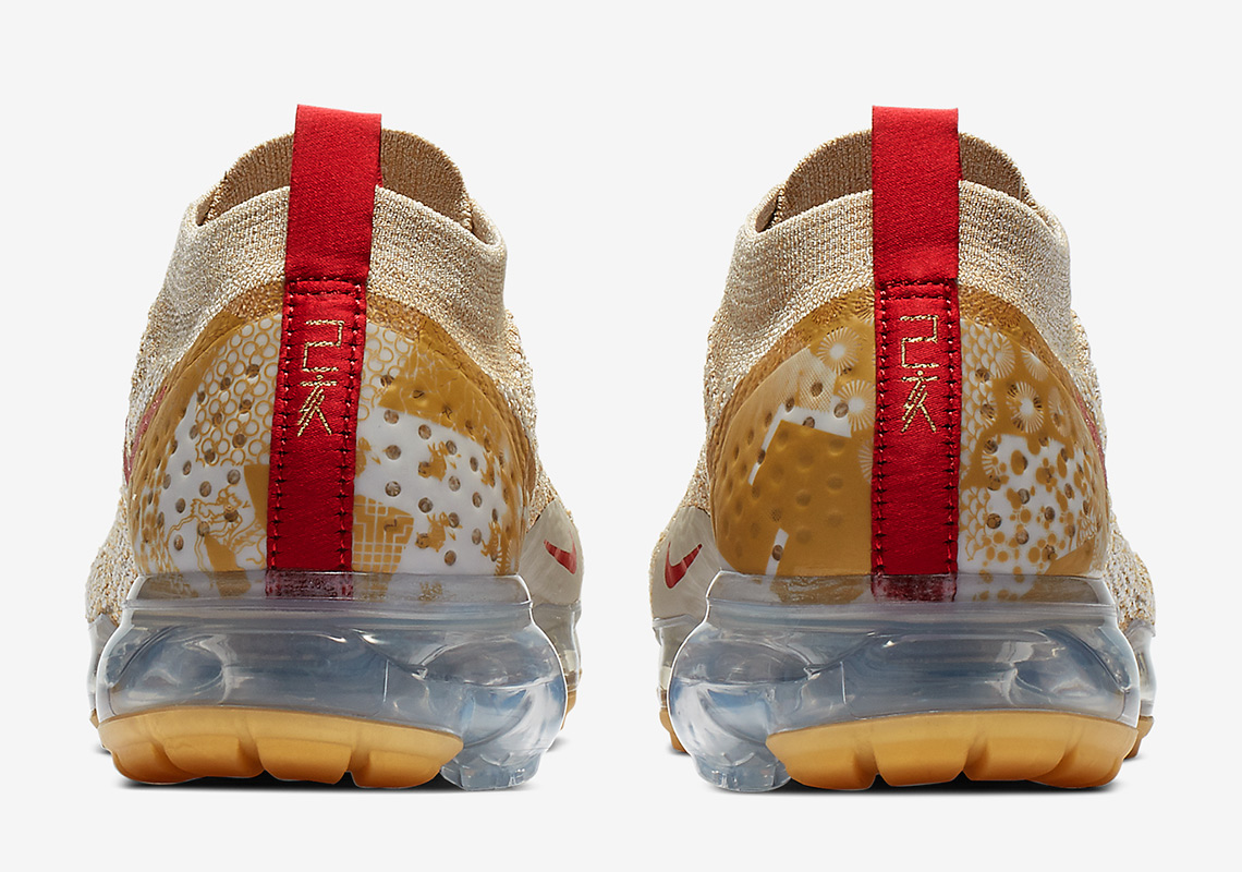 hierba gemelo crucero  Nike Vapormax Chinese New Year Release Info | SneakerNews.com