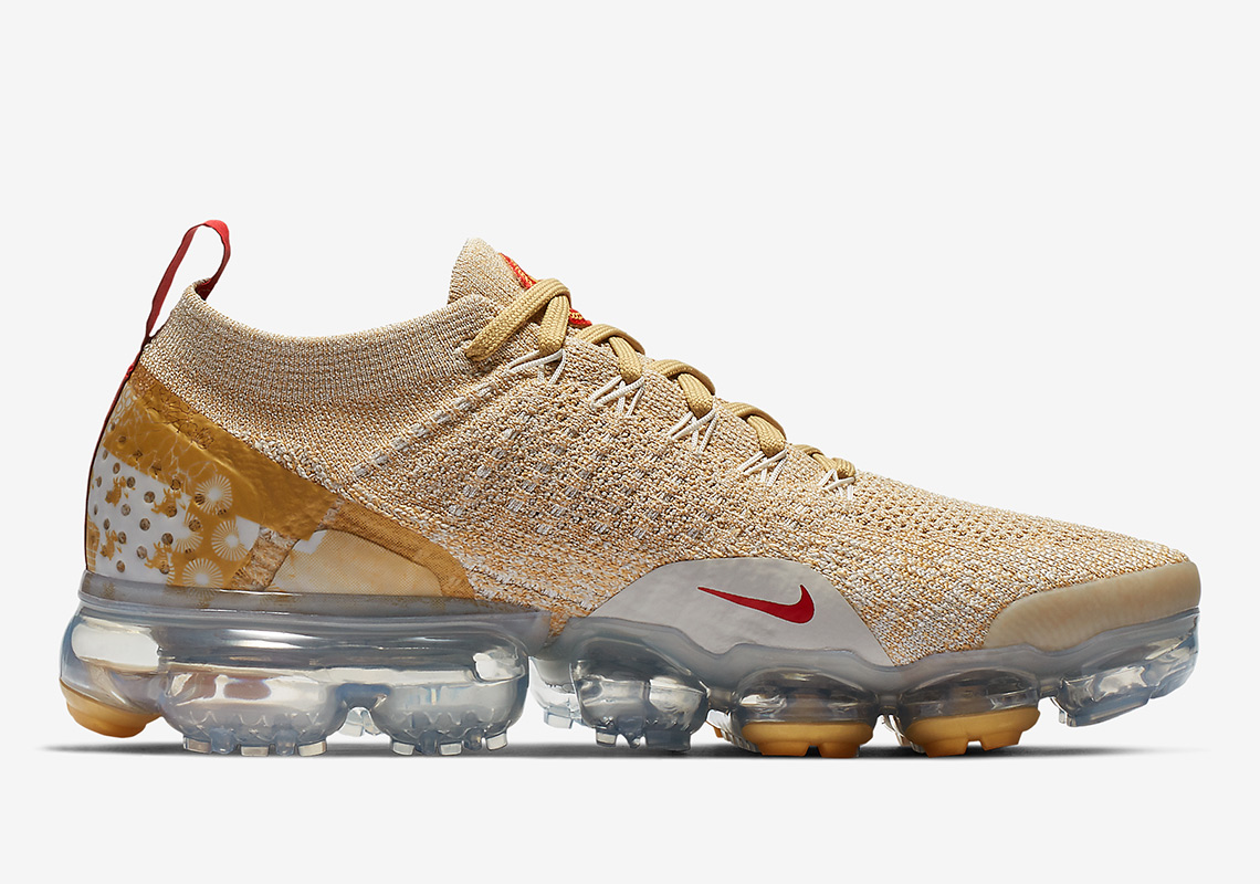 e56d53d5c07a Nike Vapormax Chinese New Year Release Info