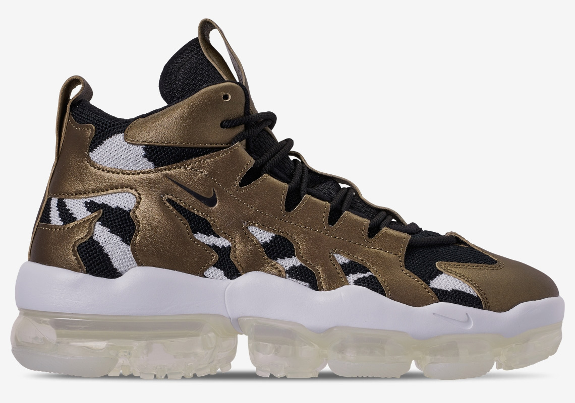 Nike Vapormax Gliese Metallic Field AO2445-900 Release ...