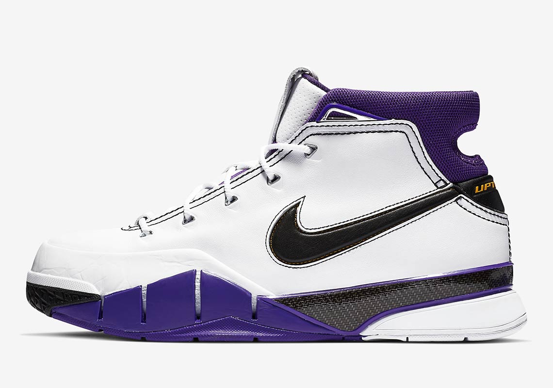 official photos f7fb5 0d173 Nike Zoom Kobe 1 Protro AQ2728-105 81 Point Game   SneakerNews.com