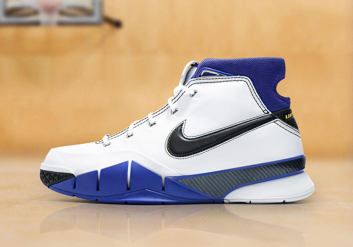separation shoes 11206 71c20 Nike Is Releasing Kobe Bryant s 81 Point Game Shoes