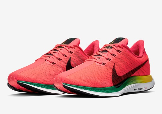 Nike Adds Portugal Colors To The Zoom Pegasus 35 Turbo