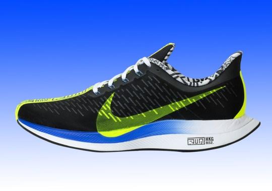 Nike Releases A Zoom Pegasus 35 Turbo For The Hong Kong Marathon