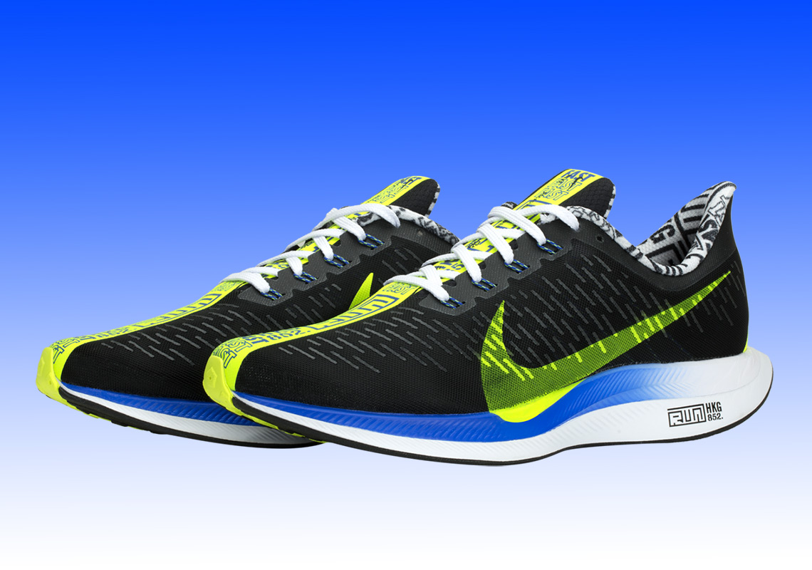 newest a02f2 669ea Nike Zoom Pegasus 35 Turbo Color BlackVoltBlue