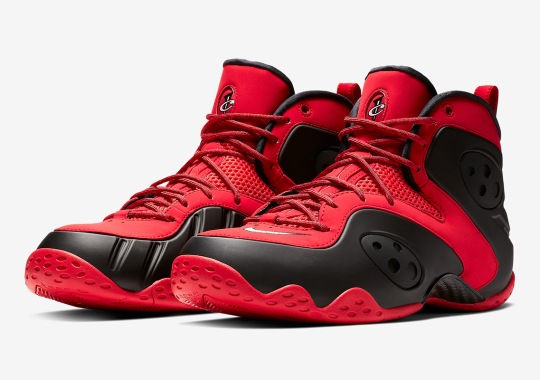 The Nike Zoom Rookie Returns In Black And Red a699e8dae
