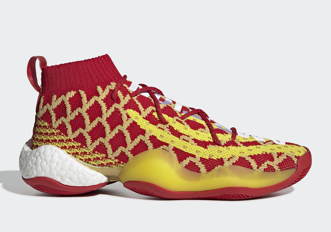 "Pharrell X Adidas Crazy BYW ""Chinese New Year"" Details Have Emerged"