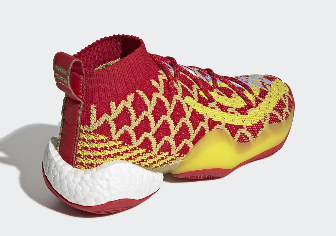 "save off aeb0e 52bd1 Pharrell x adidas Crazy BYW ""Chinese New Year"" Release Date January 26th,  2019 250. Style Code EE8688. show comments"