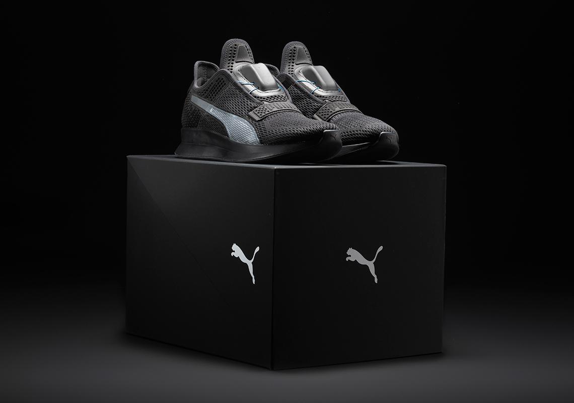 Asistir gritar Artefacto  Puma Fit Intelligence Self-Lacing Shoe Release Info | SneakerNews.com