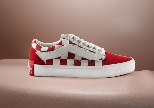 """Purlicue Fattens Up Some Classic Vans For The """"Year Of The Pig"""""""