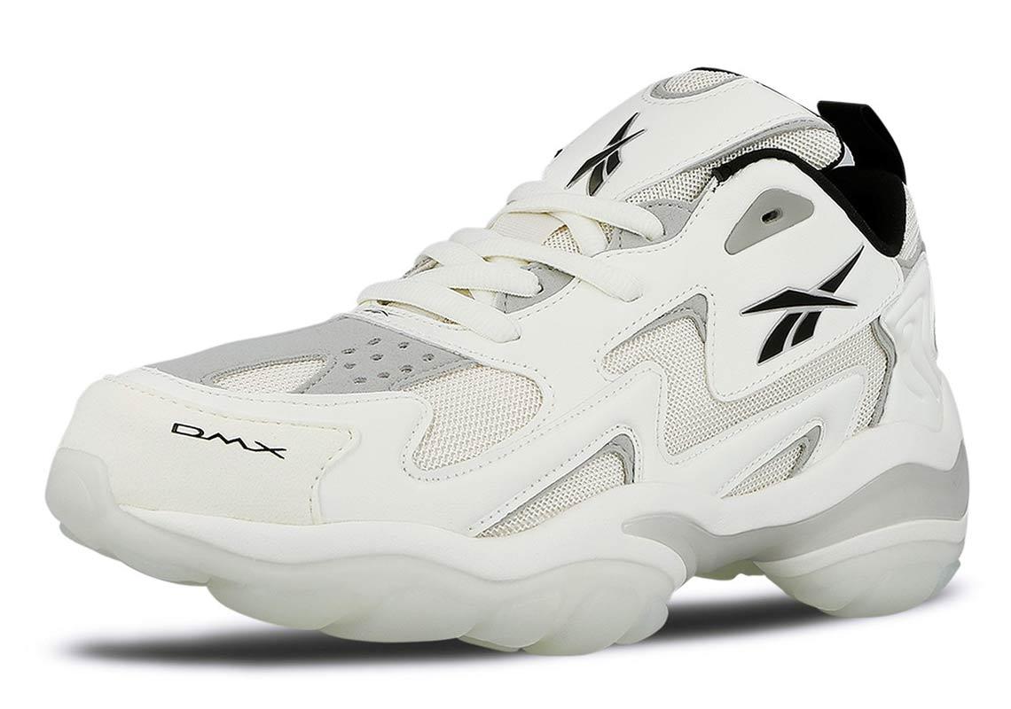 af6b165f Reebok DMX 1600 White Black Grey Store List   SneakerNews.com