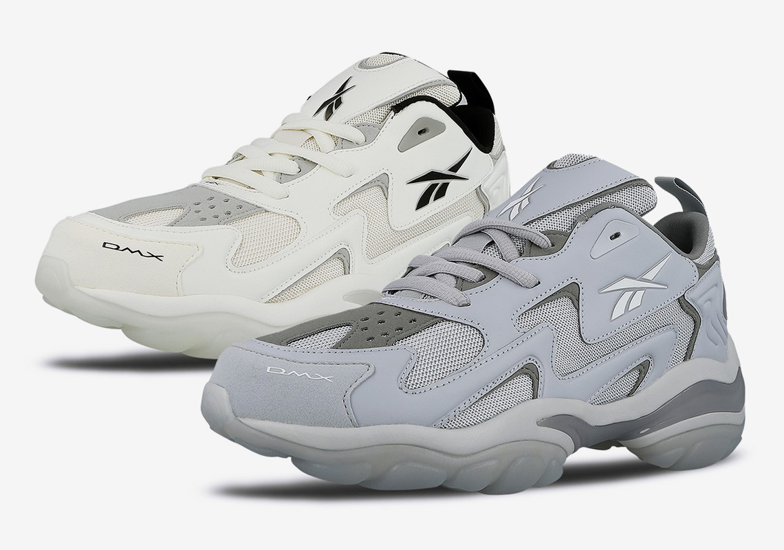 c611f9a15ff The Reebok DMX 1600 Is Back In Two Neutral Colorways