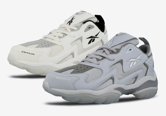 The Reebok DMX 1600 Is Back In Two Neutral Colorways