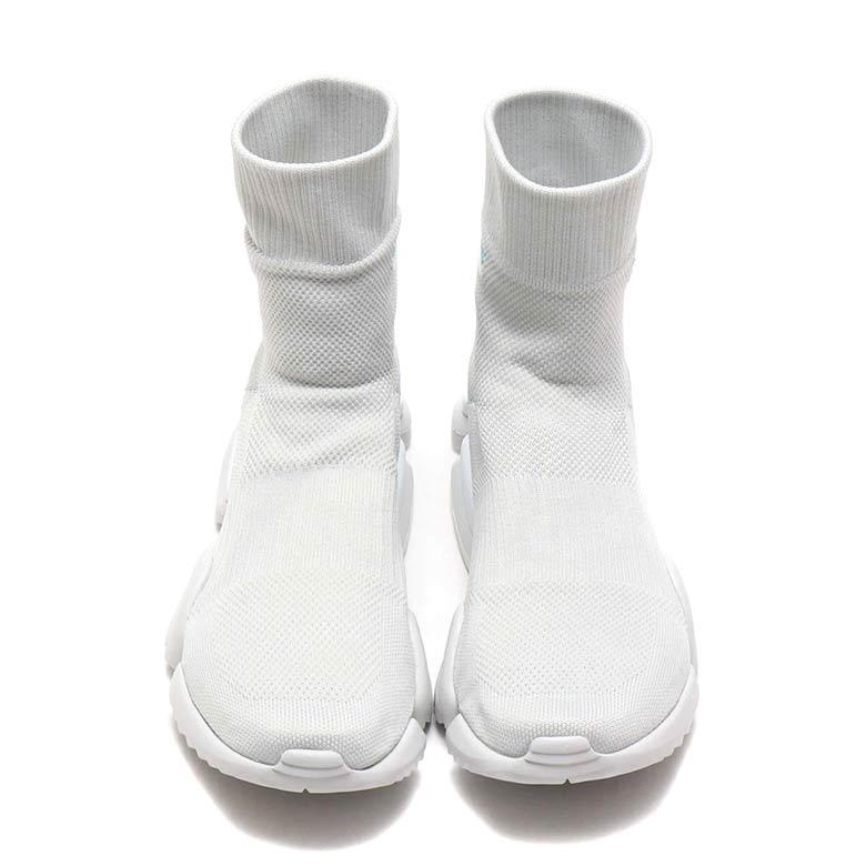 Reebok Sock Run.r Grey White DV5545