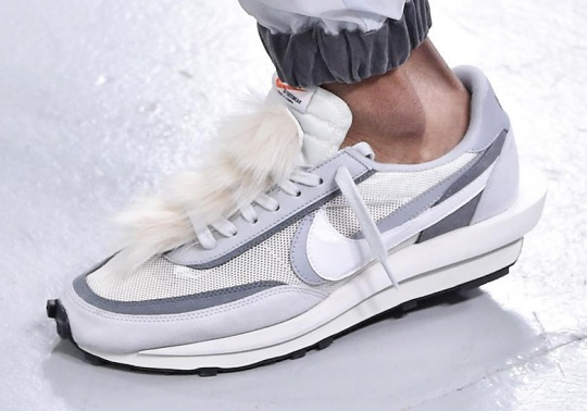 Sacai Reveals More NIke LDV And Blazer Creations For Fall/Winter 2019