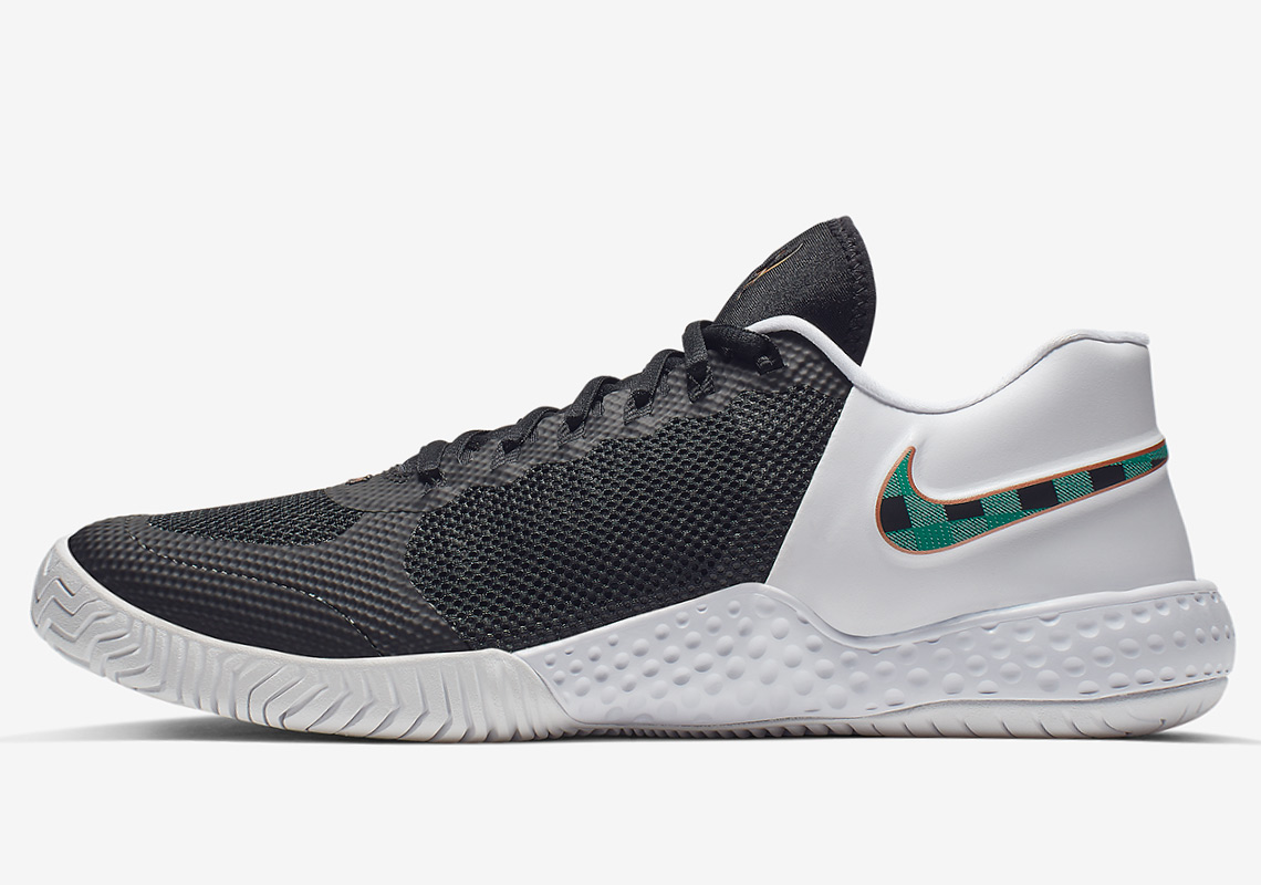 buy popular 1f955 a4a2b Nike Honors Serena Williams With Upcoming Flare 2 For Black History Month