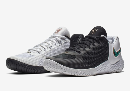 Nike Honors Serena Williams With Upcoming Flare 2 For Black History Month
