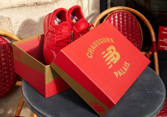 Shoe Palace And New Balance Pay Homage To The City Of Love With The 247