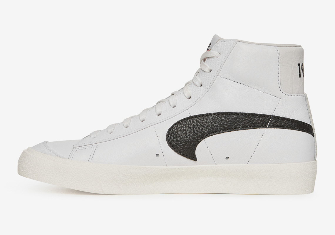 competitive price c0804 40186 Slam Jam Nike Blazer Upside Down Swoosh Info   SneakerNews.com