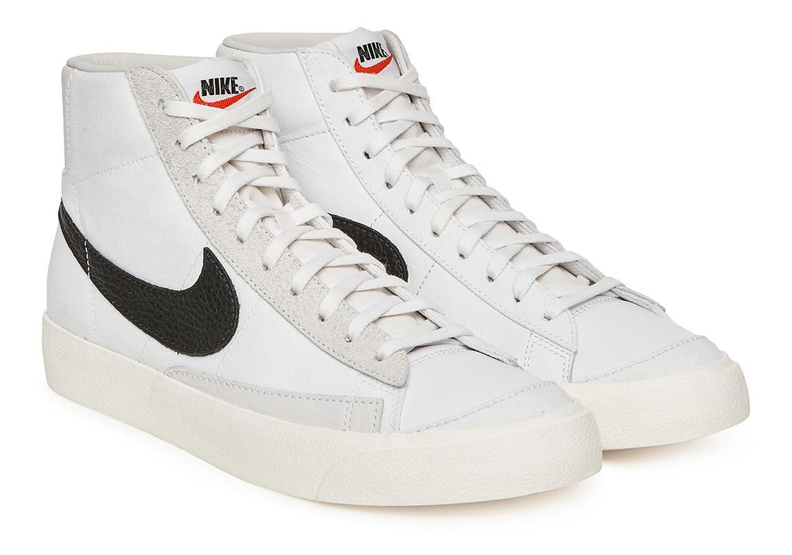 Slam Jam Nike Blazer Upside Down Swoosh Info | SneakerNews.com