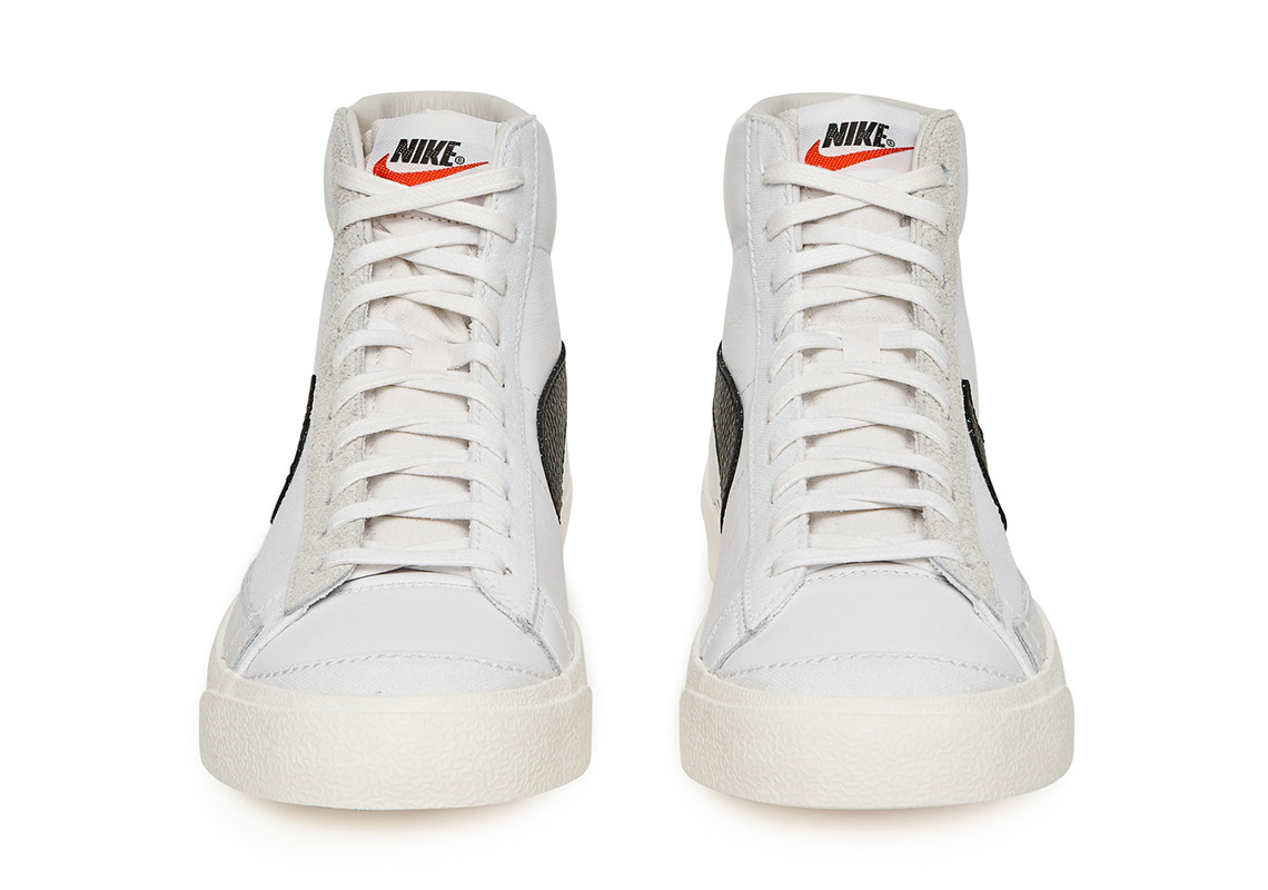 Slam Jam Nike Blazer Upside Down Swoosh