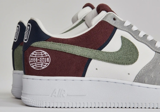 Sneakersnstuff Honors A Longtime Nike Employee With 1-of-1 Air Force 1s