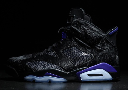 Social Status x Air Jordan 6 To Release Exclusively In Charlotte