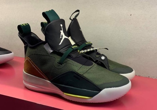 Travis Scott To Release An Air Jordan 33 On January 27th
