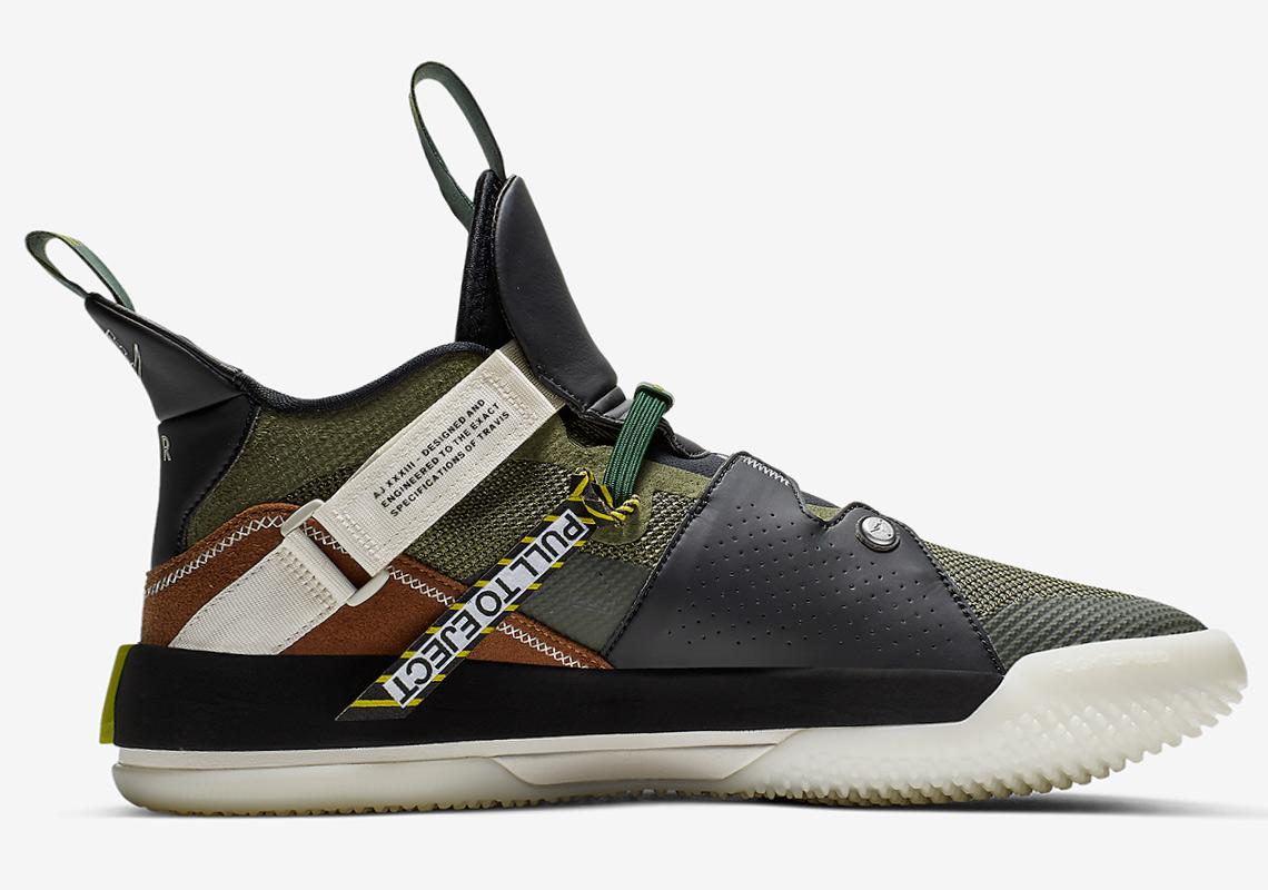 6192ff86cb1 Travis Scott Air Jordan 33 CD5965-300 Release Date   SneakerNews.com