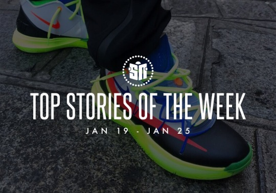 February/March Jordan 2019 Preview, BAPE's adidas Super Bowl Collection, And More