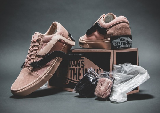 Another Fattened Vans Old Skool Celebrates The Year Of The Pig