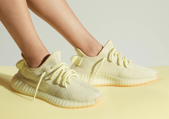 "adidas Yeezy Boost 350 v2 ""Butter"" Restocking on January 11th"