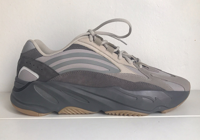 "003e3dad2 adidas Yeezy Boost 700 v2 ""Tephra"" Releasing In June Kanye first premiered  it back in May of 2018"